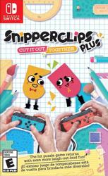 Snipperclips Cut it Out Together. ürün görseli