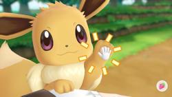 Pokemon Lets Go Eevee NS Oyun. ürün görseli