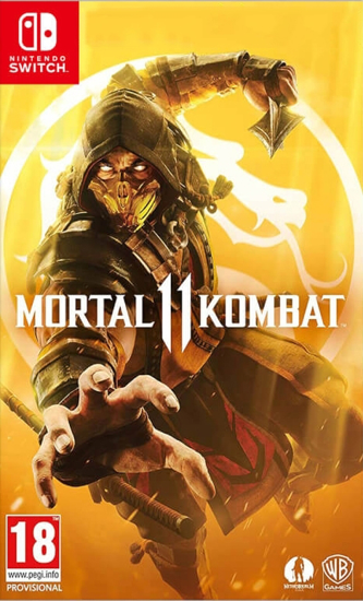 Mortal Kombat 11 Switch. ürün görseli