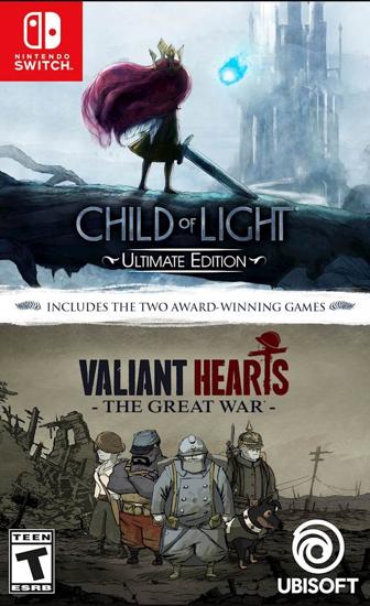 Child of Light Ultimate Edition + Valiant Hearts. ürün görseli