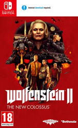 Wolfenstein 2 The New Colossus Nintendo Switch Oyun. ürün görseli