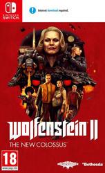 Wolfenstein 2 The New Colossus NS Oyun. ürün görseli