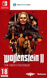 Wolfenstein 2 The New Colossus Switch. ürün görseli