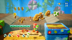 Yoshi's Crafted World. ürün görseli