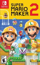 Super Mario Maker 2. ürün görseli