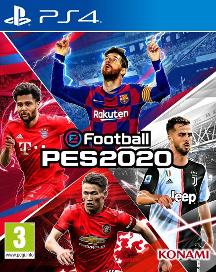 PES 2020 Türkçe Arayüz. ürün görseli