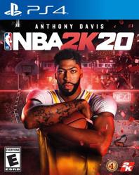 NBA 2K20. ürün görseli
