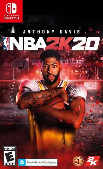 NBA 2K20 NS Oyun. ürün görseli