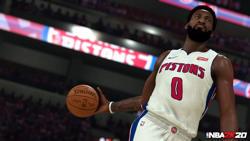 NBA 2K20 Nintendo Switch Oyun. ürün görseli