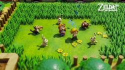 The Legend of Zelda Link's Awakening. ürün görseli