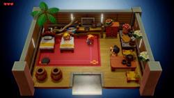 The Legend of Zelda Link's Awakening Nintendo Switch Oyun. ürün görseli