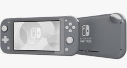 Nintendo Switch Lite Gri. ürün görseli