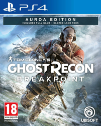 Tom clancy's ghost recon breakpoint PS4 Oyun. ürün görseli