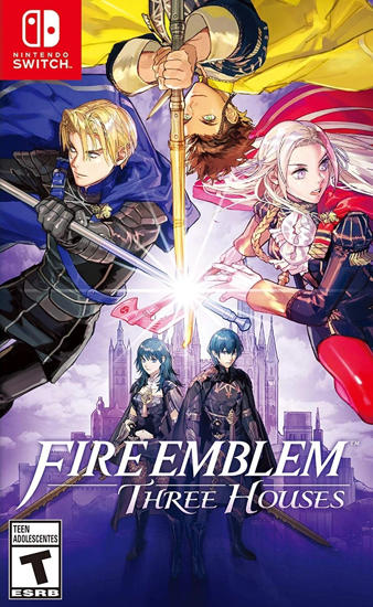 Fire Emblem Three Houses NS Oyun. ürün görseli