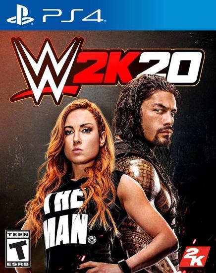 W2K20 PS4 Oyun. ürün görseli