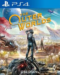 The Outer Worlds PS4 Oyun. ürün görseli