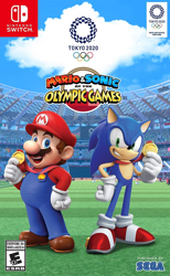 Mario Sonic at the Olympic Games. ürün görseli