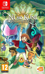 Ni no Kuni Wrath of the White Witch NS Oyun. ürün görseli