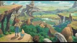 Ni no Kuni Wrath of the White Witch Nintendo Switch Oyun. ürün görseli