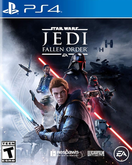 Star Wars Jedi Fallen Order PS4 Oyun. ürün görseli