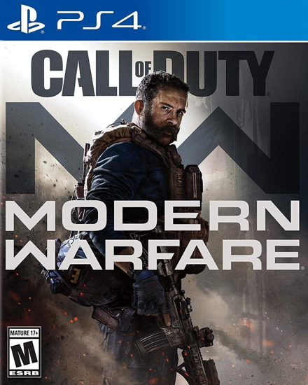 Call of Duty Modern Warfare PS4 Oyun. ürün görseli