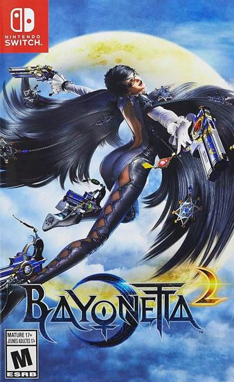 Bayoneta 2 NS Oyun. ürün görseli