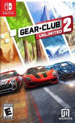 Gear Club 2 Unlimited NS Oyun. ürün görseli