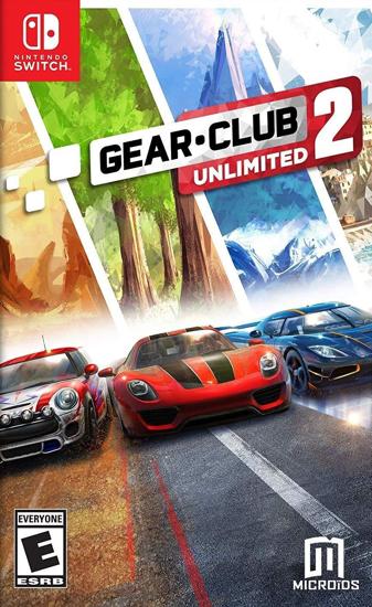 Gear Club 2 Unlimited. ürün görseli
