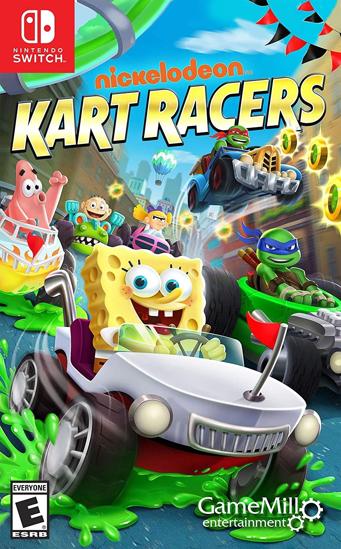 Nickelodeon Kart Racers. ürün görseli