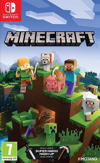 Minecraft NS Oyun. ürün görseli
