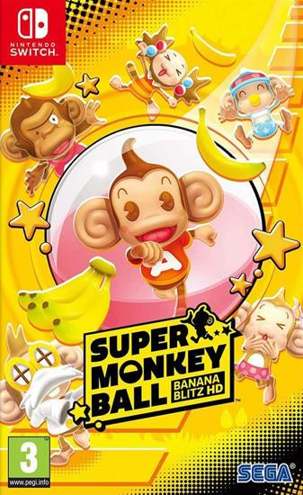 Super Monkey Ball Banana Blitz HD NS Oyun. ürün görseli