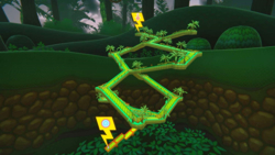 Super Monkey Ball Banana Blitz HD. ürün görseli