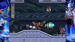 Mega Man X Legacy Collection 1+2 NS Oyun. ürün görseli