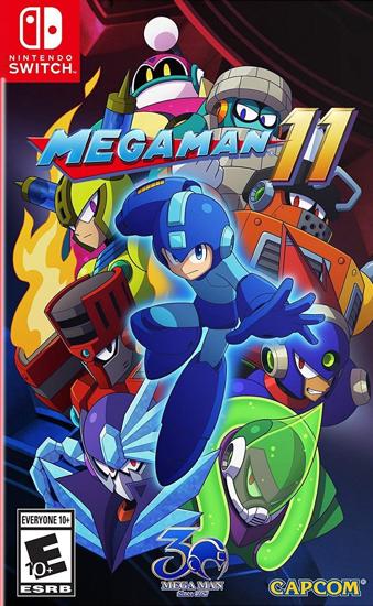 Megaman 11. ürün görseli