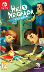 Hello Neighbor Hide & Seek NS Oyun. ürün görseli