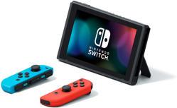 Nintendo Switch Red Neon Blue Yeni Model (Mağazaya Özel Fiyat Sadece Nakit Ödemelerde Geçerlidir). ürün görseli