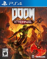 Doom Eternal PS4 Oyun. ürün görseli