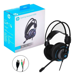 HP H300 Mikrofonlu Kulak Üstü Oyuncu Kulaklığı. ürün görseli