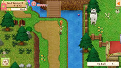 Harvest Moon Light of Hope NS Oyun. ürün görseli