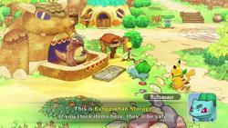 Pokemon Mystery Dungeon. ürün görseli