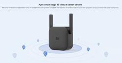 Xiaomi Mi Wifi Pro Sinyal Yakınlaştırıcı - Güçlendirici 300 Mbps. ürün görseli