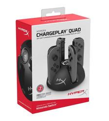 HyperX ChargePlay Nintendo Switch Quad Joy-con Şarj İstasyonu. ürün görseli