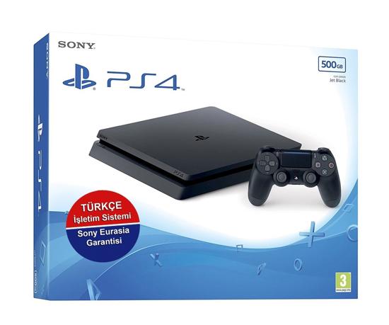 PS4 Slim 500 GB Eurasia Garantili. ürün görseli
