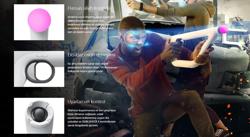 PlayStation VR Aim Controller. ürün görseli