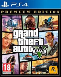 GTA 5 PS4 Grand Theft Auto 5 Premium Edition Haritalı. ürün görseli