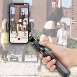 Gimbal L08 3 Eksenli Telefon ve Kamera Sabitleyici. ürün görseli