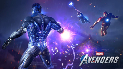 Marvel's Avengers. ürün görseli