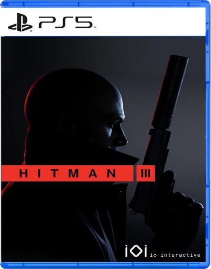 Hitman 3 PS5 Oyun. ürün görseli