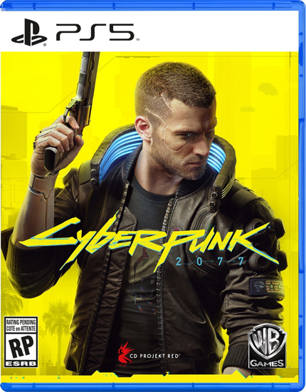 Cyberpunk 2077 PS5 Oyun. ürün görseli