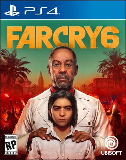 Farcry 6 PS4. ürün görseli